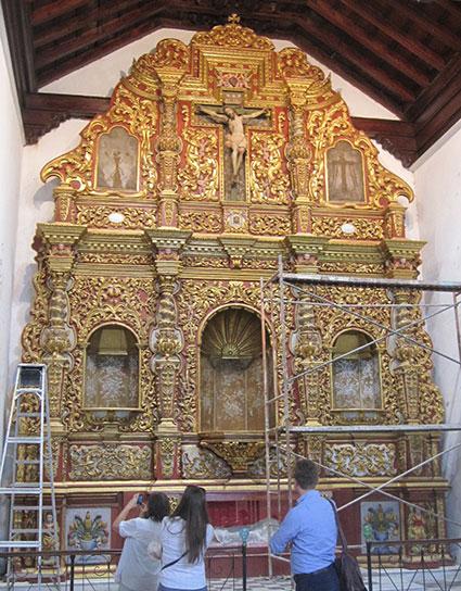 Bayamo-Altarpiece
